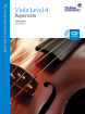 Frederick Harris Music Company - RCM Viola Level 4 Repertoire - Viola Series 2013 Edition - Book/CD