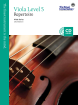 Frederick Harris Music Company - RCM Viola Level 5 Repertoire - Viola Series 2013 Edition - Book/CD