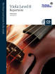 Frederick Harris Music Company - RCM Viola Level 6 Repertoire - Viola Series 2013 Edition - Book/CD