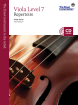Frederick Harris Music Company - RCM Viola Level 7 Repertoire - Viola Series 2013 Edition - Book/CD