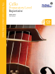 Frederick Harris Music Company - RCM Cello Preparatory Level Repertoire - Cello Series 2013 Edition - Book/CD