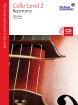 Frederick Harris Music Company - RCM Cello Level 2 Repertoire - Cello Series 2013 Edition - Book/CD