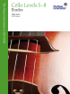 Frederick Harris Music Company - RCM Cello Etudes Levels 5-8 - Cello Series 2013 Edition - Book