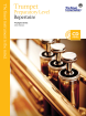 Frederick Harris Music Company - RCM Trumpet Preparatory Level Repertoire - Trumpet Series 2013 Edition - Book/CD