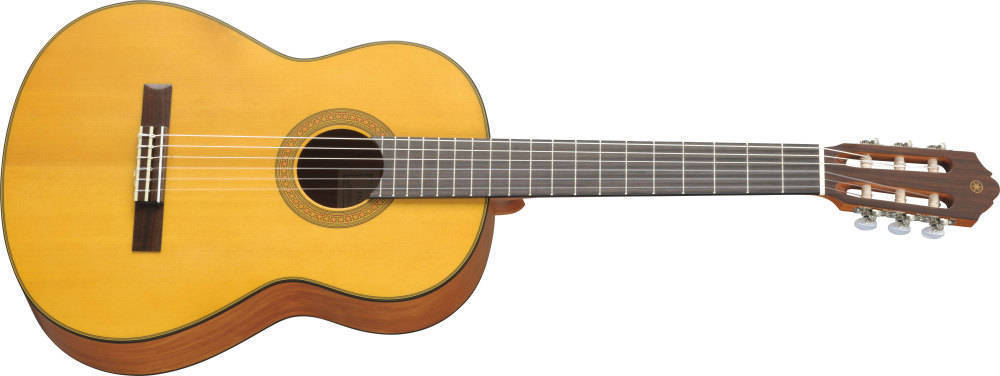 yamaha classic guitar solid spruce nato long mcquade musical instruments. Black Bedroom Furniture Sets. Home Design Ideas