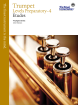 Frederick Harris Music Company - RCM Trumpet Etudes Preparatory- Level 4 - Trumpet Series 2013 Edition - Book