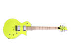 Kramer - Assault 220 Plus w/Seymour Duncan Pickups - Fluorescent Green