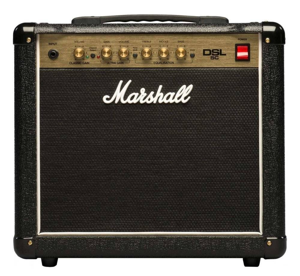 marshall 5w dsl combo long mcquade musical instruments. Black Bedroom Furniture Sets. Home Design Ideas