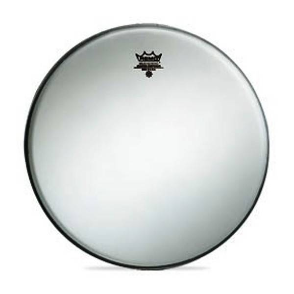 remo emperor coated bass drum head 20 inch long mcquade musical instruments. Black Bedroom Furniture Sets. Home Design Ideas
