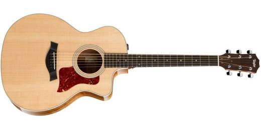 Grand Auditorium Full Gloss Spruce/Layered Koa Acoustic/Electric Guitar