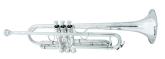 Jupiter - 1600I-S - XO Professional Bb Trumpet (Ingram) - Silver Plated Finish