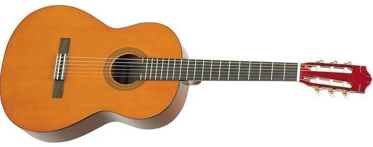 guitare yamaha cs40