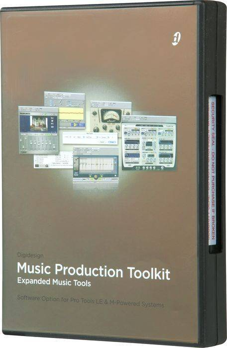 Avid Music Production Toolkit 2 - Long & McQuade Musical