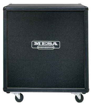 Traditional Rec 4 x 12 Straight Cab