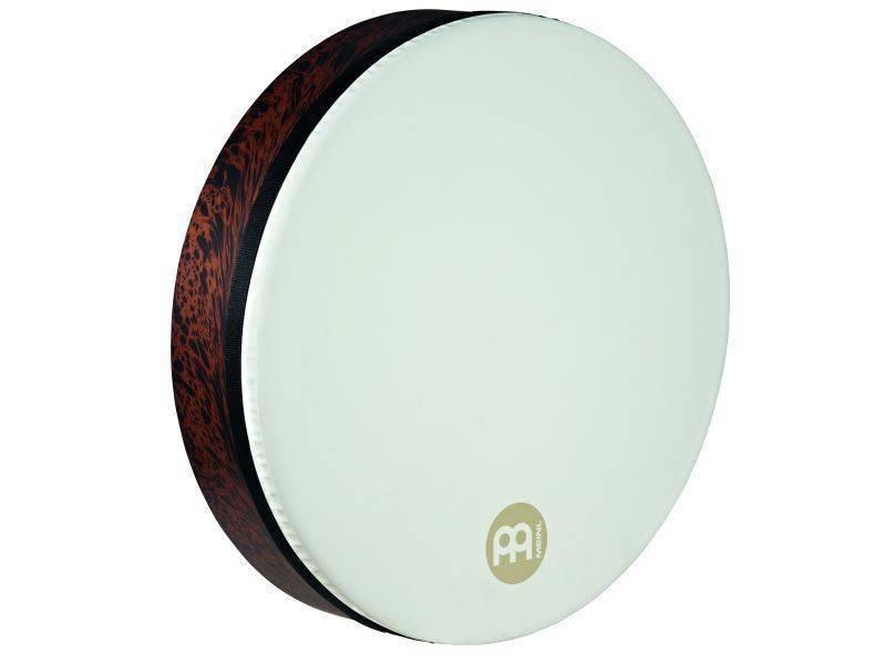 meinl mizhar frame drum 18 inch true feel synthetic head long mcquade musical instruments. Black Bedroom Furniture Sets. Home Design Ideas