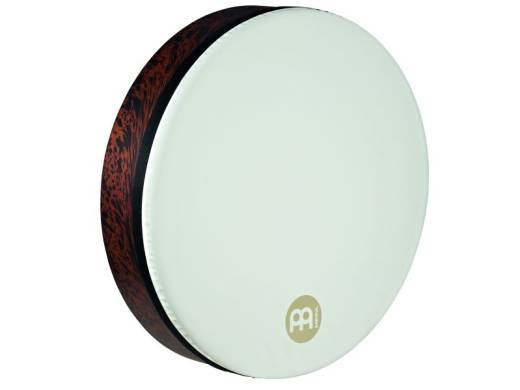 Mizhar Frame Drum - 18 inch - True Feel Synthetic Head