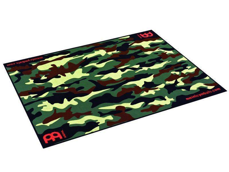 meinl drum rug camouflage long mcquade musical instruments. Black Bedroom Furniture Sets. Home Design Ideas