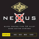 Roto Sound - Nexus Coated Bass Strings 40-100