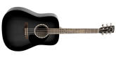 Simon and Patrick - Songsmith Dreadnought - Black