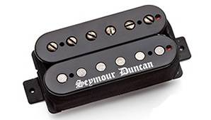 Black Winter Humbucker Neck - Black