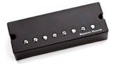 Seymour Duncan - Pegasus 8-String Active Bridge w/Soapbar Covers - Black