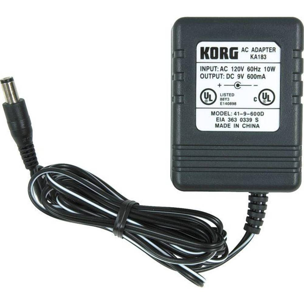 Korg Power Adaptor Long Amp Mcquade Musical Instruments