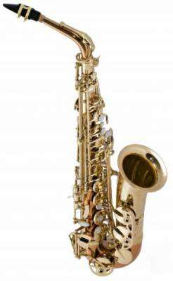 La Voix II Alto Sax - Copper Lacquer Finish