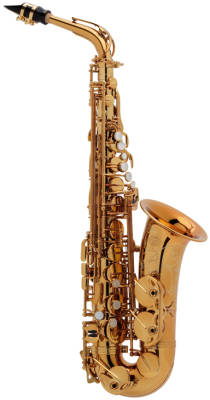 Reference 54 Alto Saxophone - Dark Gold Lacquer