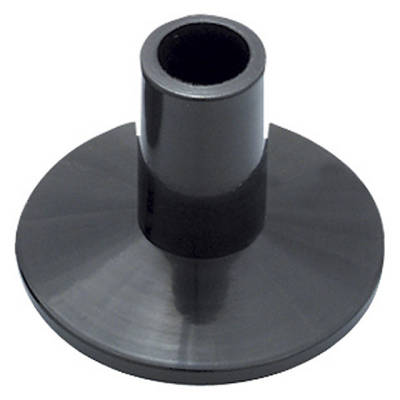 Flanged Base 8mm (4/pk)
