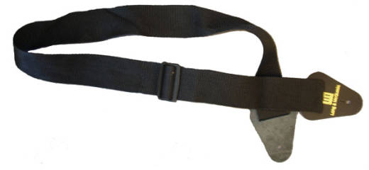 Nylon Strap with Leather Ends