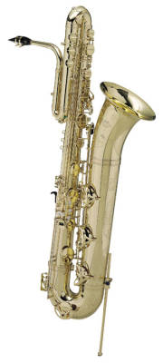 Series II Bass Saxophone - Lacquer
