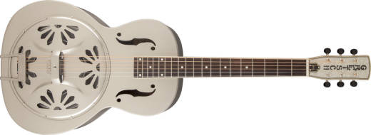 G9221 Bobtail Steel Round Neck A.E Resonator Guitar