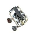 Selmer - Paris Alto Sax Ligature - Silver Plated