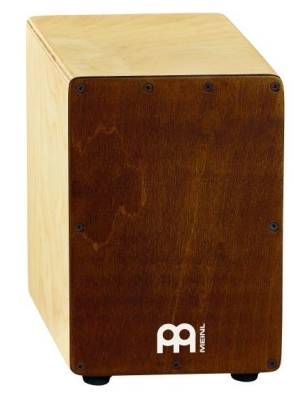 Mini Cajon - Almond Birch Frontplate