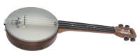 Magic Fluke - Firefly Soprano Banjo Ukulele - Walnut