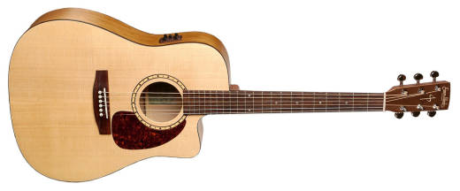 Woodland CW Spruce Acoustic Guitar w/ A3T Electronics