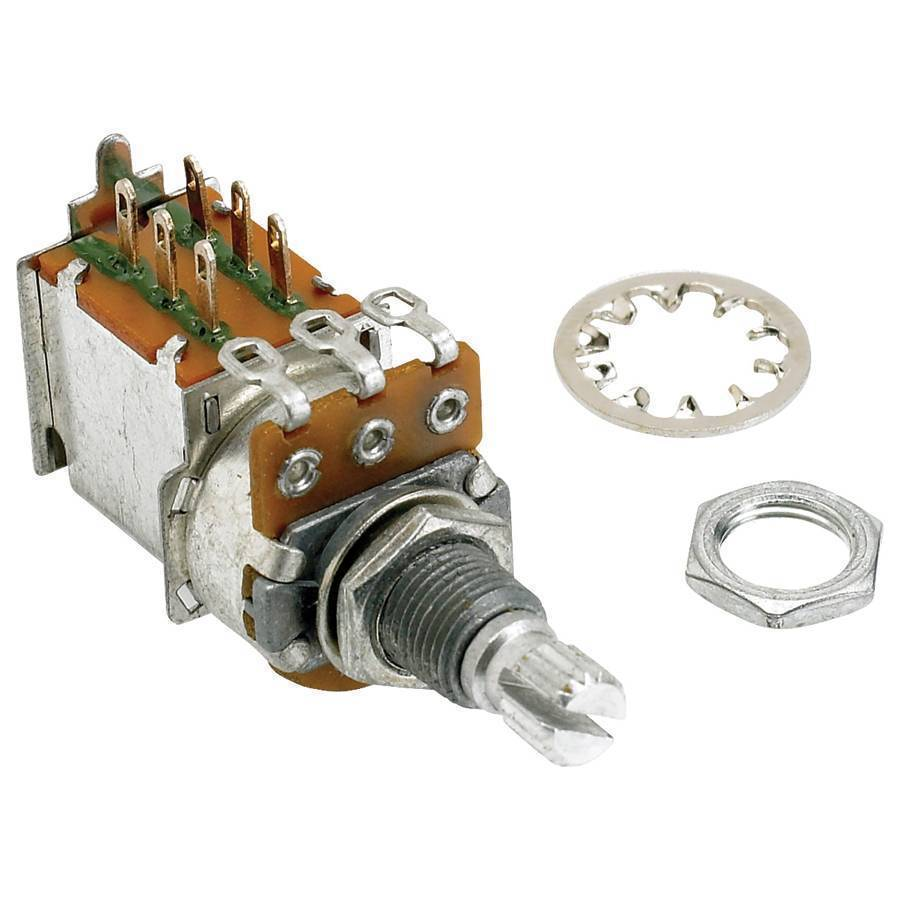 Delighted How To Wire A Pit Bike Engine Tiny Ibanez Bass Wiring Rectangular Bass Support Free Technical Service Bulletins Online Old Dimarzio Wiring Colors BrightDimarzio Ep1111 Pull Split Shaft Potentiometer   Long \u0026 McQuade ..