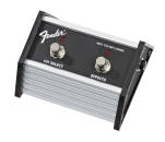Fender - 2-Button Footswitch w/ Channel Select/Effects On/Off