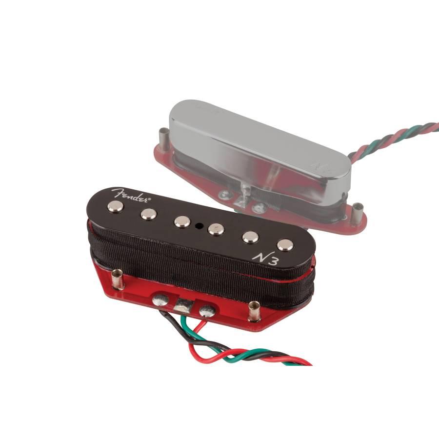 Fender Single N3 Noiseless Tele Bridge Pickup Long Mcquade Gibson Wiring Diagram For Burstbucker Pro Musical Instruments