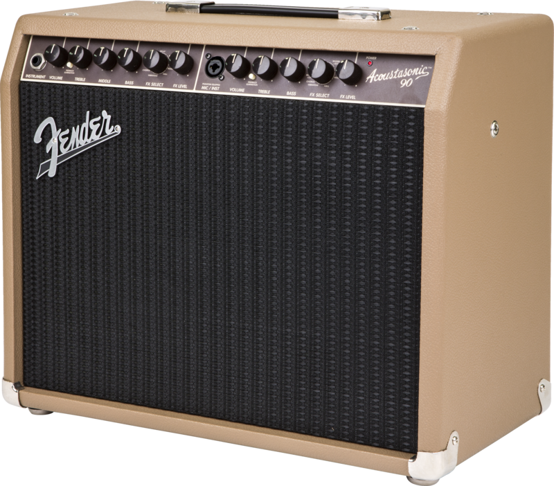 fender acoustasonic 90 guitar amp long mcquade musical. Black Bedroom Furniture Sets. Home Design Ideas