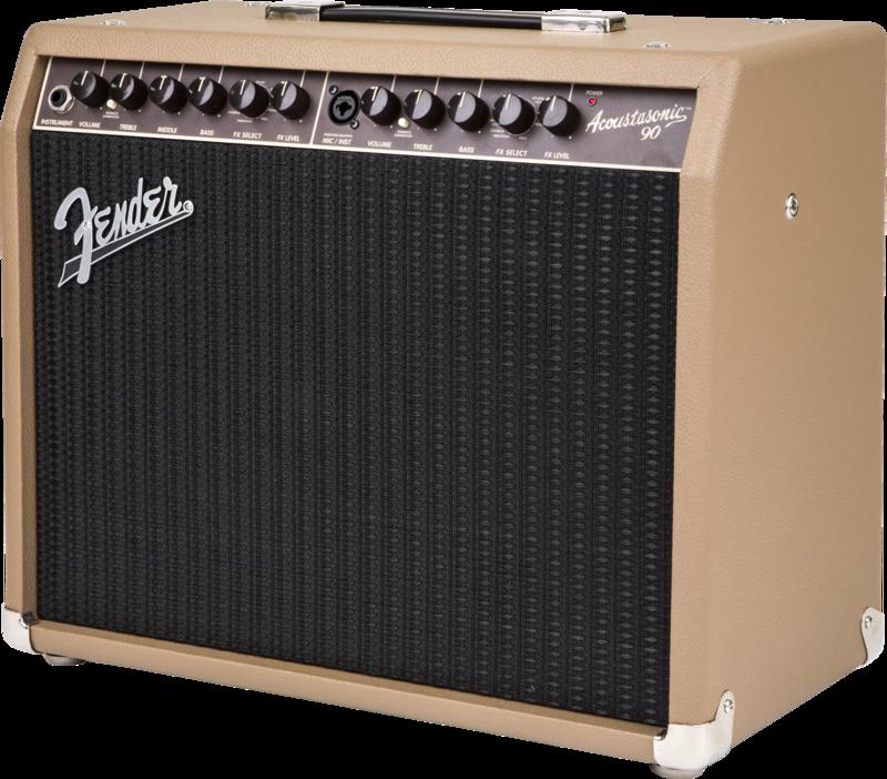 fender acoustasonic 90 guitar amp long mcquade musical instruments. Black Bedroom Furniture Sets. Home Design Ideas