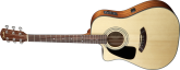 Fender Musical Instruments - CD-100CE, Left-Hand Cutaway Acoustic/Electric