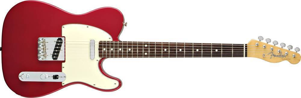 fender classic series 39 60s telecaster rosewood fingerboard candy apple red long mcquade. Black Bedroom Furniture Sets. Home Design Ideas