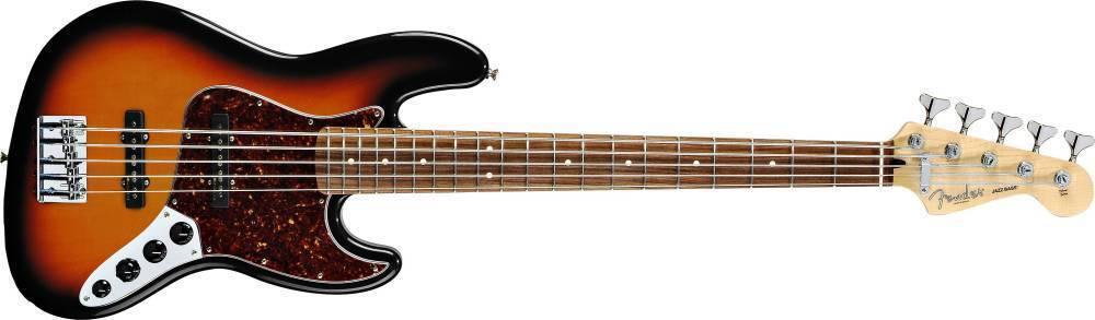 Circuito De Bajo Jazz Bass : Fender deluxe active jazz bass v rosewood fingerboard