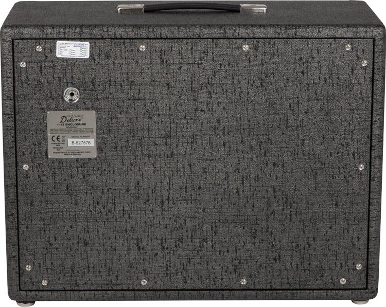 Fender GB Hot Rod Deluxe 112 Enclosure - Gray/Black - Long ...