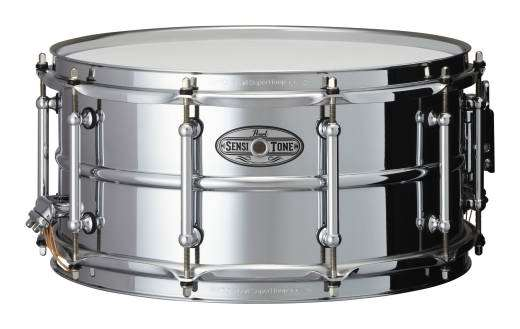 Sensitone 14x6.5 Inch Snare - Beaded Steel