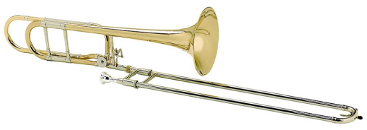 AC260BO - Bb/F Trombone - Open Wrap - Lacquer Finish