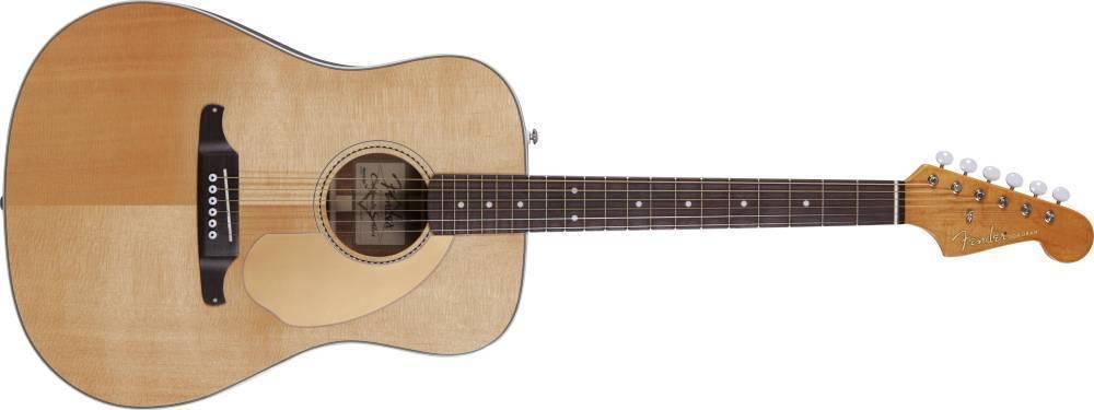 fender sonoran s acoustic guitar natural long mcquade musical instruments. Black Bedroom Furniture Sets. Home Design Ideas