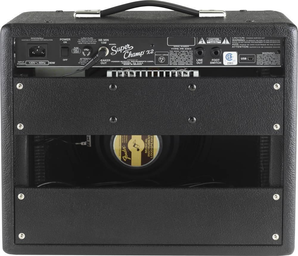 fender super champ x2 long mcquade musical instruments. Black Bedroom Furniture Sets. Home Design Ideas
