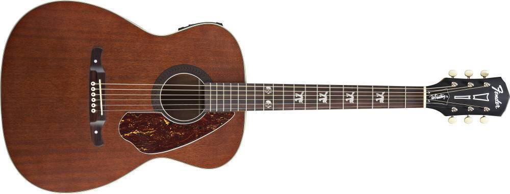fender tim armstrong hellcat acoustic electric guitar w fishman preamp and built in tuner long. Black Bedroom Furniture Sets. Home Design Ideas